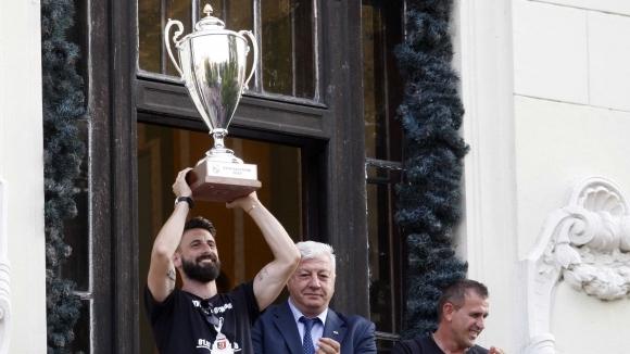 Митко Илиев: Миналогодишният трофей бе една идея...