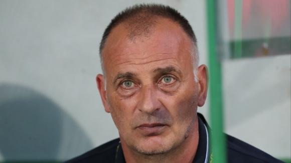 Здравков: Отборът на Дунав мина един или два пъти...