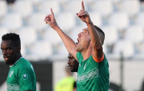 Само победа срещу Берое ще остави Славия в играта