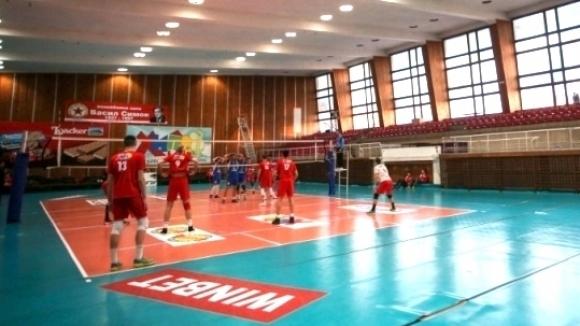 ЦСКА приема заключителния турнир при юношите U20