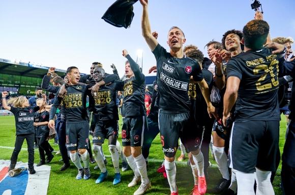 Мидтиланд стана предсрочно шампион на Дания