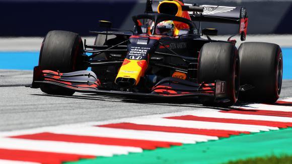 Верстапен излезе начело след втората тренировка преди Гран При на Щирия