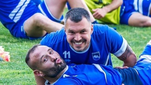Сезонът за Валери Божинов приключи