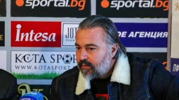 Ясен Петров: Пожелавам успех на всички в Левски! В Локо (Пд) има някаква магия