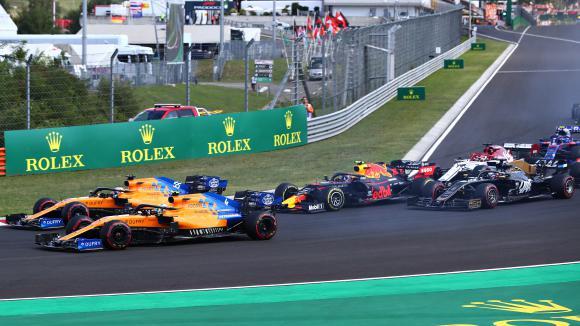 Формула 1 обмисля смяна на ГП на Унгария с трето поредно състезание в Австрия