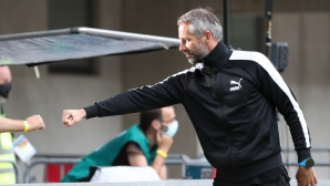 Класирането за ШЛ кара Борусия (М) да се страхува за треньора си