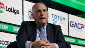 Шефът на Ла Лига: Видяхме грандиозни грешки на ВАР