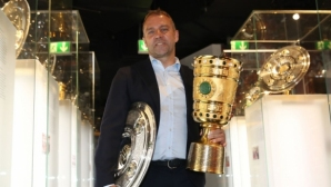 Флик: Следващата цел пред Байерн е спечелване на Шампионската лига