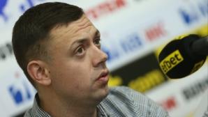 Петър Пешев: Мач с Черно море ще има