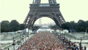 Маратонът на Париж отново бе отложен