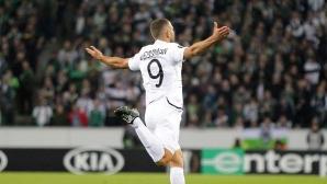 Локо (Москва) преговаря за голмайстора на австрийското първенство