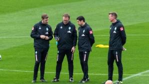 Вердер дава възможност на треньора Илия Груев да остане