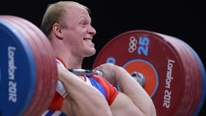 Двукратен европейски шампион във вдигането на тежести е с временно спрени състезателни права