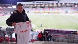 Френски футболисти пристигнаха за контроли в България
