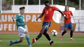 Барселона отказа да преотстъпи 17-годишен талант на РБ (Лайпциг)