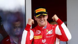 Мик Шумахер: Формула 1 или нищо