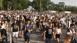 В Италия отразиха шествието по улиците на Пловдив и последствията от него