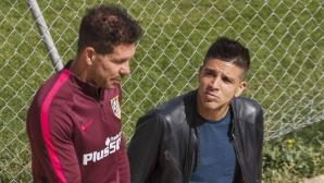 Синът на Чоло иска трансфер при баща си