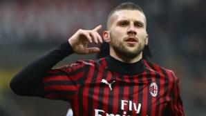 Ребич все по-близо до постоянен договор с Милан