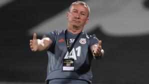 Белчев: Доволен съм от точките, но трябва да изглеждаме по друг начин