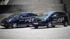Новият Honda Jazz вече е в България