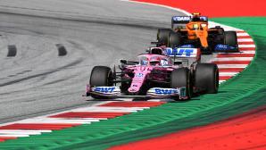 Серхио Перес най-бърз в първата тренировка за Гран при на Щирия
