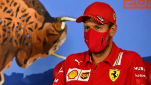 От Ред Бул отрекоха слуховете за завръщането на Себастиан Фетел