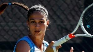 Шиникова спечели без игра, загуба за Вангелова в Белград