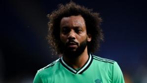 Марсело аут до края на сезона в Ла Лига