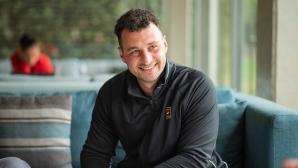Треньор на Григор Димитров се излекува от COVID-19