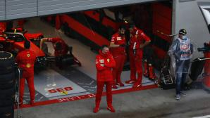 Третата тренировка за Гран При на Щирия не се проведе