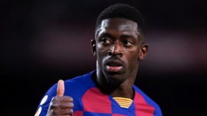 Ман Юнайтед обмисля Дембеле като алтернатива на Санчо