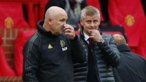 Трансферите в Ман Юнайтед няма да зависят от класирането на тима за Шампионската лига