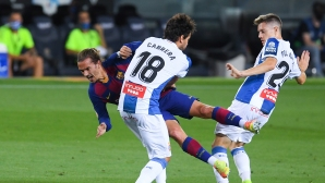 Без Гризман до края на сезона в Ла Лига?