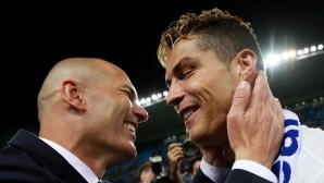 Кристиано и Зидан отново в един клуб? Бизнесмен има план за това