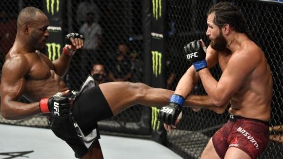Усман срещу Масвидал е най-гледаният UFC сблъсък от...