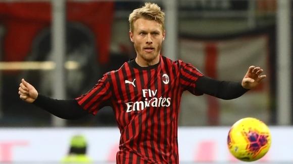Милан задържа Кяер за постоянно