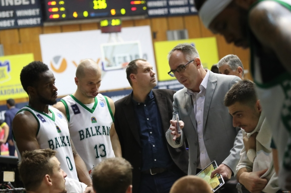 Балкан срещу шампионите на Беларус в първия...