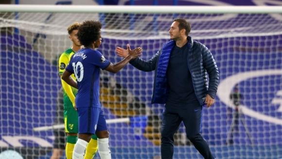 Лампард е доволен от победата, но критикува играта на...