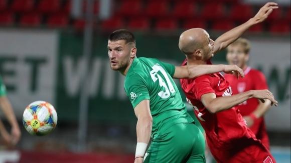 Керчев пред Sportal.bg: На този етап оставам футболист на Ботев! Очаквам много силен сезон за отбора