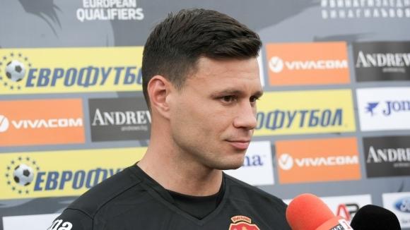 Васил Божиков: Не става само с късмет, трябват и футболни качества