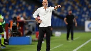 Пиоли: Добрите резултати срещу най-силните отбори ни дават увереност