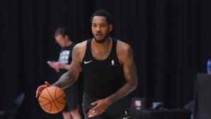 Промененият Мело е повече от готов за рестарта на НБА