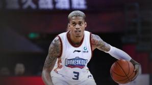 Бивш гард от НБА се развихри със 74 точки в Китай (видео)