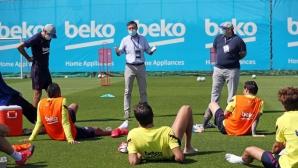 Загубите на Барселона ще бъдат около 100 млн. евро