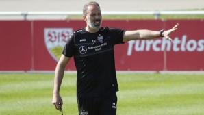 Щутгарт ще тренира в Австрия през лятото