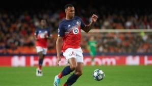 Освен Осимен, Наполи иска още един футболист на Лил