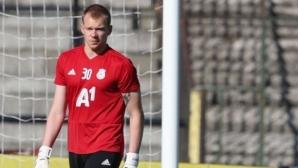Черниаускас: За мен бе чест да нося фланелката на ЦСКА
