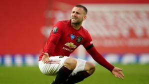 Манчестър Юнайтед обмисля раздяла с Люк Шоу заради Бен Чилуел