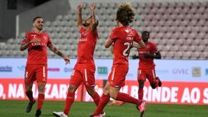 Краев с нов гол, Бенфика отложи празника на Порто